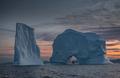 Beautiful landscape with large icebergs - PhotoDune Item for Sale