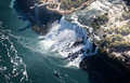 Aerial view of Niagara waterfall in the Summer - PhotoDune Item for Sale
