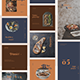 Elegant and Beauty Restaurant Instagram Post and Story Template - GraphicRiver Item for Sale