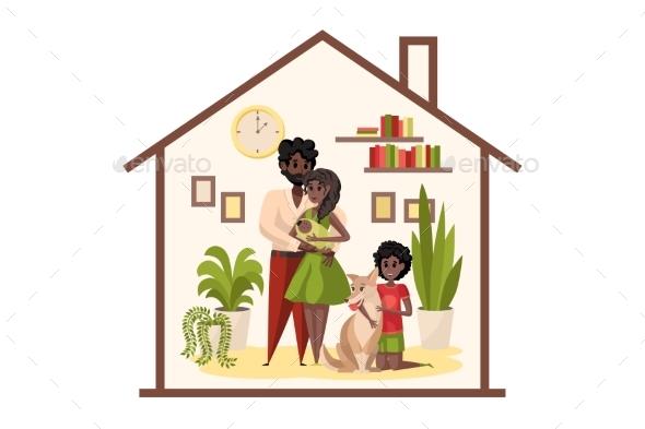 Family Fatherhood Motherhood Childhood Home