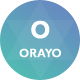 Orayo - Responsive Landing Page Template - ThemeForest Item for Sale
