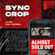 Sync-Crop Fashion Instagram Post & Story Template - GraphicRiver Item for Sale