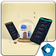 Ramadan Android & IOS V.1 Mockup - GraphicRiver Item for Sale