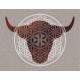 Ornamental Taurus Zodiac Star Sign - GraphicRiver Item for Sale