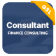 Consultant - Finance & Consulting Google Slides Presentation Template - GraphicRiver Item for Sale