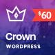 Crown - Multi Purpose WordPress Theme - ThemeForest Item for Sale
