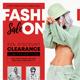 Fashion Sale Poster - GraphicRiver Item for Sale