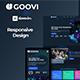Goovi - Creative Agency & Digital Marketing Elementor Template Kits - ThemeForest Item for Sale
