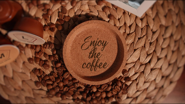 Coffee Slideshow Promo