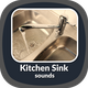 Kitchen Sink Drain Water Sound Effects