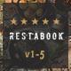 Restabook - Restaurant / Cafe / Pub Template - ThemeForest Item for Sale