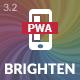 Brighten Mobile - ThemeForest Item for Sale