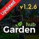 Garden HUB - Lawn & Landscaping WordPress Theme - ThemeForest Item for Sale