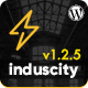 Induscity - Factory and Manufacturing WordPress Theme - ThemeForest Item for Sale