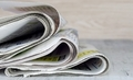 A Small Pile of Newspapers - PhotoDune Item for Sale