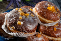 Traditional sweet donut. - PhotoDune Item for Sale