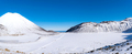 Panoramic View of Tongariro Alpine Crossing Track in Winter - PhotoDune Item for Sale