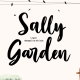 Sally Garden - A Sweet Font Duo - GraphicRiver Item for Sale