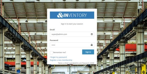 SORA - Inventory Management Web App Based on ASP.NET Core 5.x.x MVC
