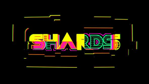 Shards Title Opener