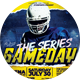 Game Day Football Flyer - GraphicRiver Item for Sale
