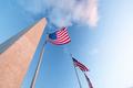 Washington monumentin Washington DC, United States of America, USA - PhotoDune Item for Sale