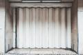 A garage accordion-folded gates - PhotoDune Item for Sale