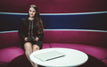 A woman entrepreneur on a bent sofa - PhotoDune Item for Sale