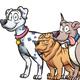 Cartoon Dogs - GraphicRiver Item for Sale