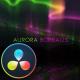 Aurora Titles - DaVinci Resolve - VideoHive Item for Sale