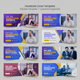 Facebook Cover Template - GraphicRiver Item for Sale