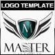 Master Shield Logo Template - GraphicRiver Item for Sale
