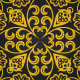 Seamless pattern with vintage floral ornament - GraphicRiver Item for Sale