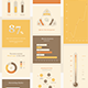 Warm and Fun Charts Graph Instagram Template - GraphicRiver Item for Sale