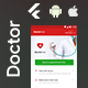 Doctor Appointment Booking Android App + Doctor Appointment iOS App Template | Flutter 2 | DoctoHub - CodeCanyon Item for Sale