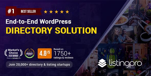 ListingPro – WordPress Directory Theme, Gobase64