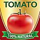 Tomato Label - GraphicRiver Item for Sale