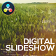 Digital Slideshow for DaVinci Resolve