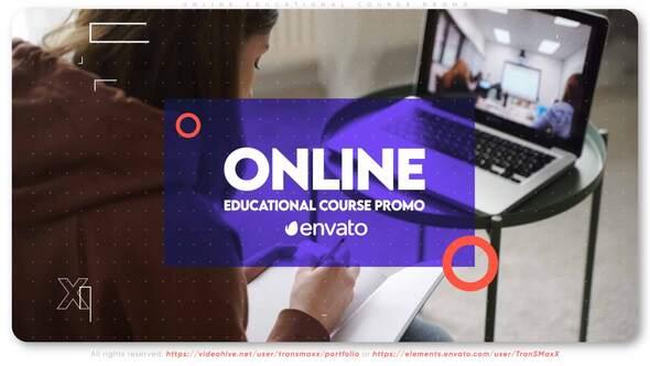 Online Educational Course Promo