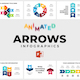 Arrows Infographics. PowerPoint Presentation - GraphicRiver Item for Sale
