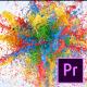 Exploding Paint Logo Reveal – Premiere Pro - VideoHive Item for Sale