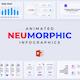 Neumorphic Infographics. PowerPoint Presentation - GraphicRiver Item for Sale