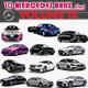 10 Mercedes Pack V15 - 3DOcean Item for Sale