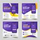 Mobile App Social Media Post Banner Template - GraphicRiver Item for Sale