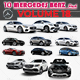 10 Mercedes Pack V18 - 3DOcean Item for Sale