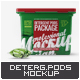Detergent Pods Package Mock-Up - GraphicRiver Item for Sale