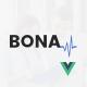 Bona - Health & Medical Vue JS Template - ThemeForest Item for Sale