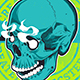 Skull Engraving Style Vectors - GraphicRiver Item for Sale