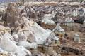 Amazing rocks in Love Valley in Cappadocia, Goreme, Turkey - PhotoDune Item for Sale