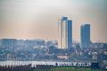 Beautiful panoramic view on Istanbul, Turkey over Bosphorus - PhotoDune Item for Sale